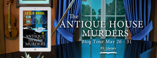 Tour Header The Antique House Murders